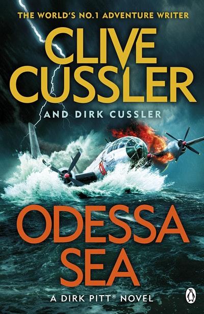 Odessa Sea: Dirk Pitt#24