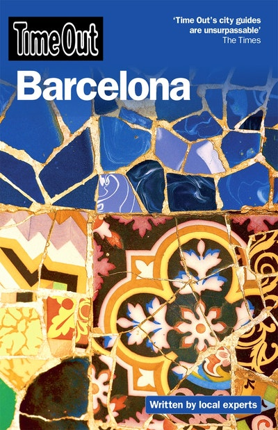 Time Out Barcelona 13th edition