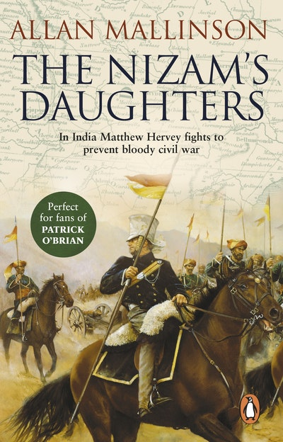 The Nizam's Daughters (The Matthew Hervey Adventures: 2)