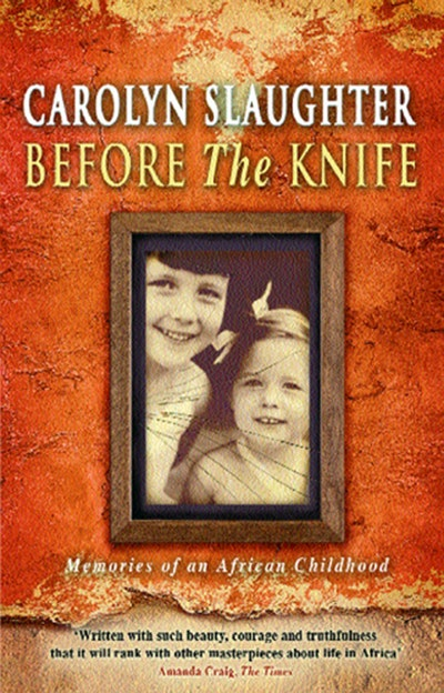 Before The Knife