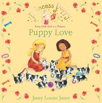 Princess Poppy: Puppy Love