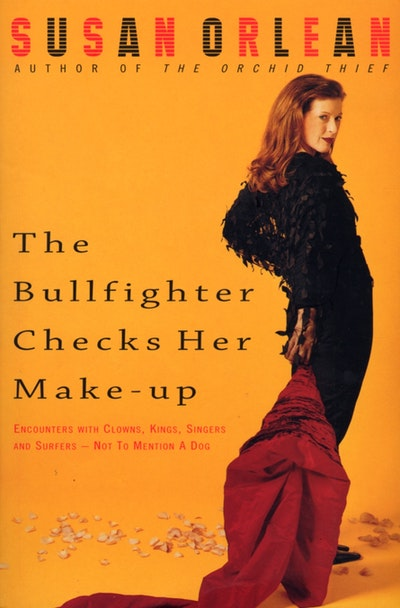 The Bullfighter Checks Her Make-Up