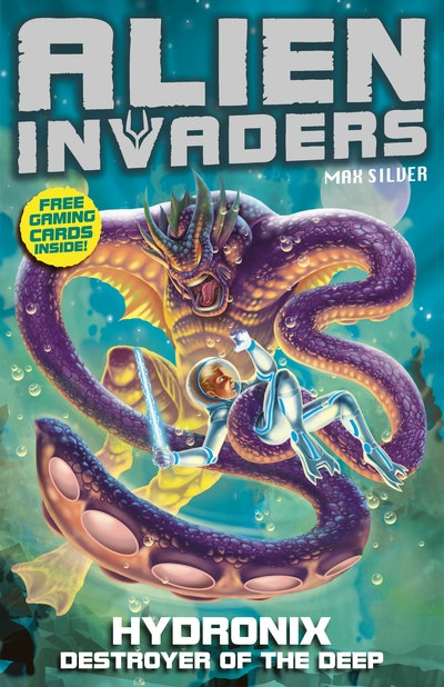 Alien Invaders 4: Hydronix - Destroyer of the Deep