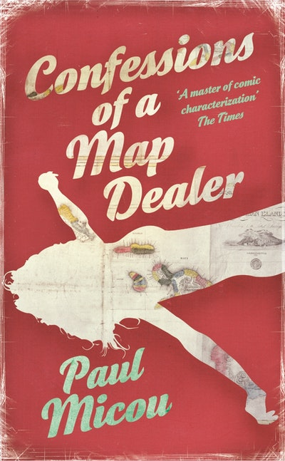 Confessions of a Map Dealer