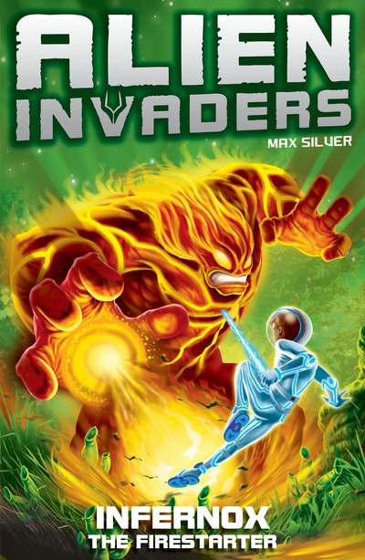 Alien Invaders 2: Infernox - The Fire Starter