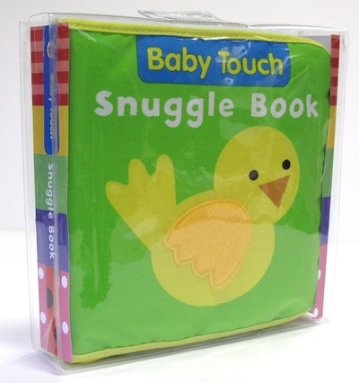 Book Cover:  Ladybird Baby Touch: Snuggle Book