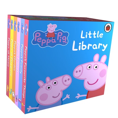Book Cover:  Peppa Pig: Little Library