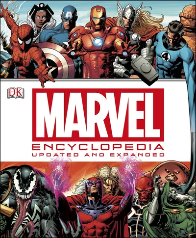 Marvel: Encyclopedia
