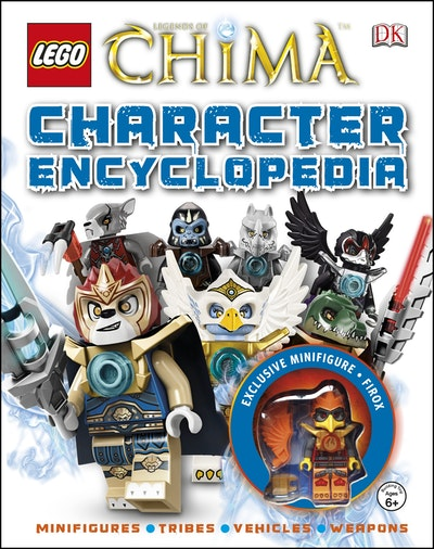 Lego® Legends Of Chima~ Character Encyclopedia