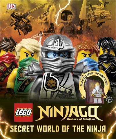Lego® Ninjago~ The Secret World Of The Ninja