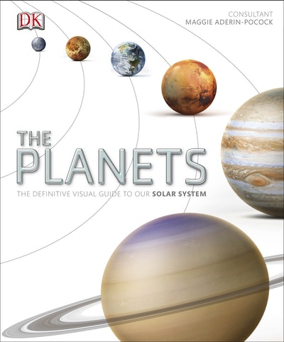 The Planets~ The Definitive Visual Guide