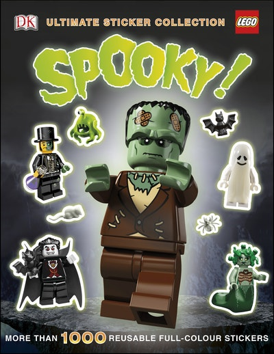 Lego®~ Spooky Ultimate Sticker Collection