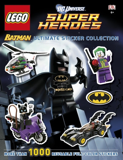LEGO® DC Universe Super Heroes: Batman: Ultimate Sticker Collection