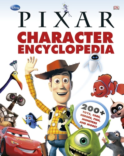 Disney Pixar: Character Encyclopedia