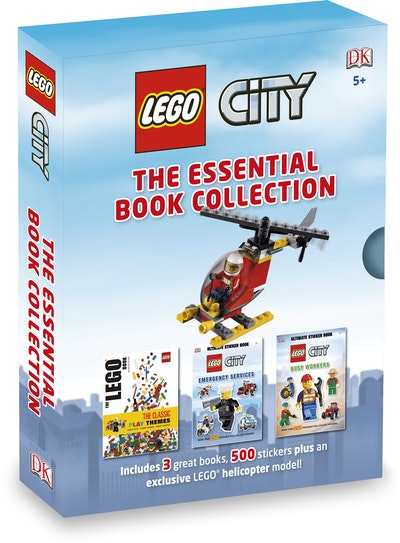 LEGO® City: Essential Book Collection
