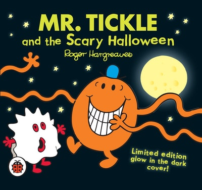 Book Cover:  Mr Men and Little Miss: Mr Tickle and the Scary Halloween