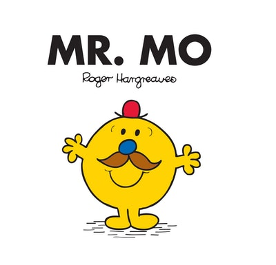 Book Cover:  Mr Men and Little Miss: Mr Mo
