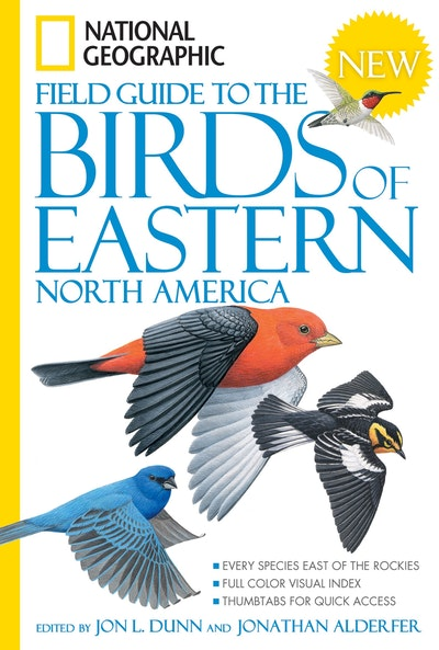 National Geographic Field Guide To The Birds Of Eastern North Ame