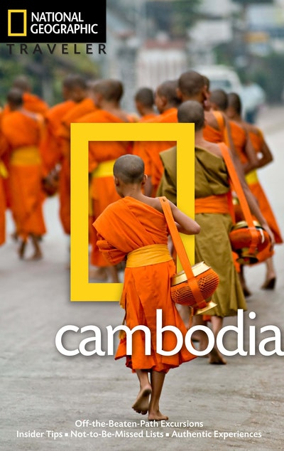 National Geographic Traveler Cambodia
