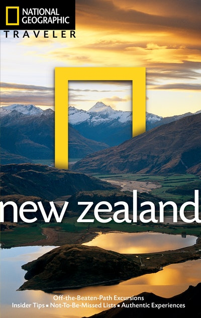 National Geographic Traveler New Zealand, 2nd Edition