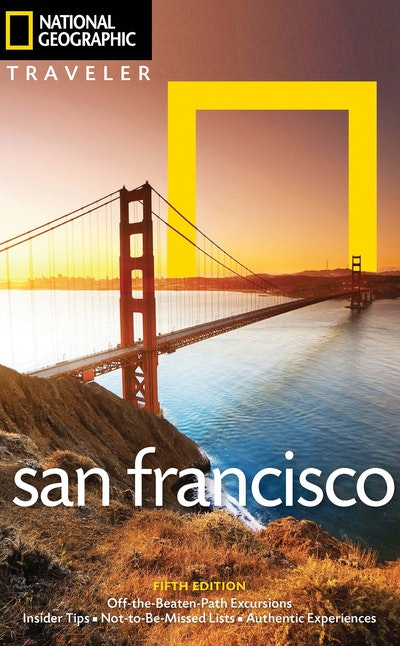 National Geographic Traveler San Francisco, 5th Edition
