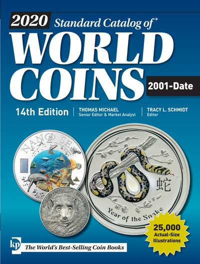2020 Standard Catalog of World Coins 2001-Date
