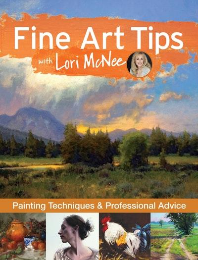 Fine Art Tips with Lori McNee