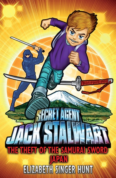 Jack Stalwart: The Theft of the Samurai Sword