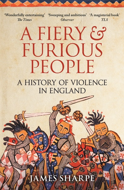 A Fiery & Furious People