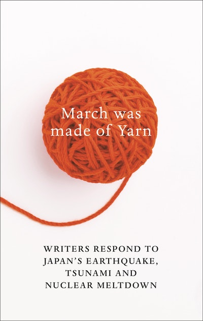 March Was Made of Yarn