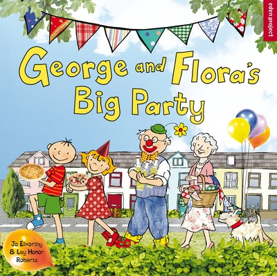 George and Flora's Big Party