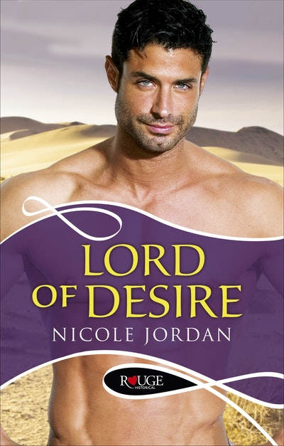 Lord of Desire: A Rouge Historical Romance