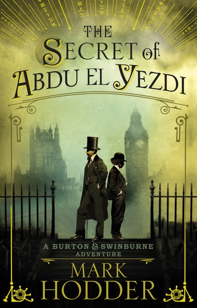 The Secret of Abdu El Yezdi