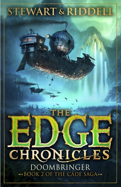 The Edge Chronicles 12: Doombringer