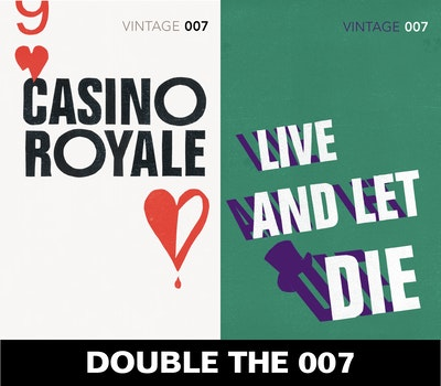 Double the 007: Casino Royale and Live and Let Die (James Bond 1&2)