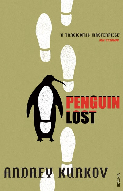 Penguin Lost