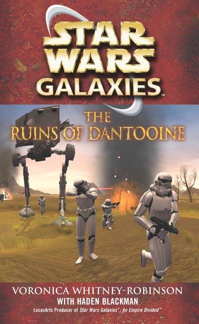 Star Wars: Galaxies - The Ruins of Dantooine
