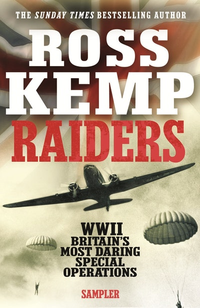 Raiders (eBook Sampler)