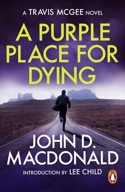 A Purple Place for Dying: Introduction by Lee Child