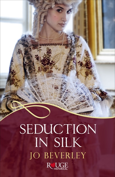 Seduction in Silk: A Rouge Regency Romance