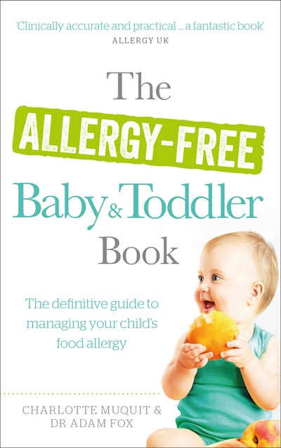 The Allergy-Free Baby and Toddler Book
