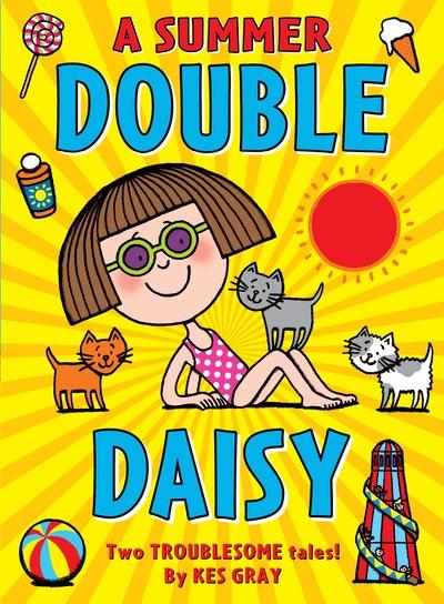 A Summer Double Daisy