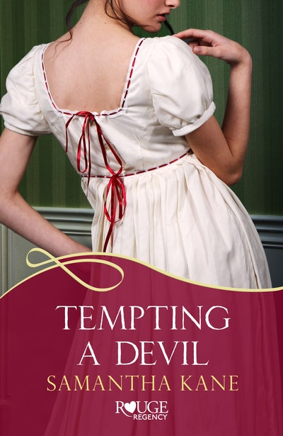 Tempting a Devil: A Rouge Regency Romance