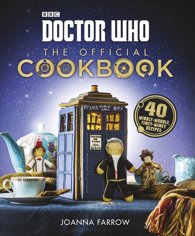 Doctor Who: The Official Cookbook