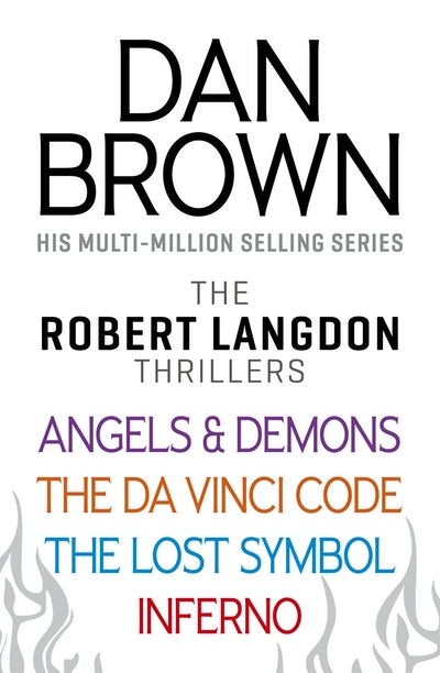 Dan Brown's Robert Langdon Series