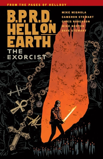 B.P.R.D. Hell On Earth Volume 14 The Exorcist