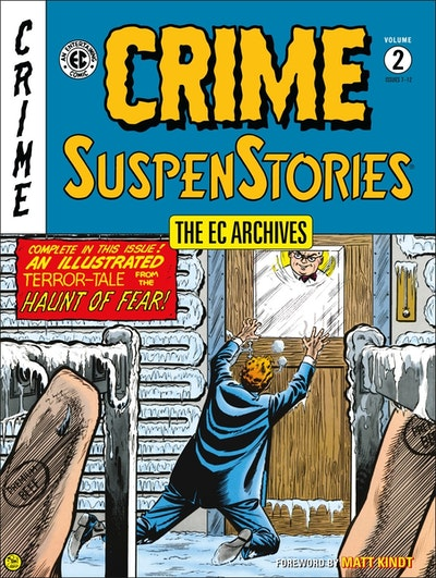 The EC Archives Crime Suspenstories Volume 2