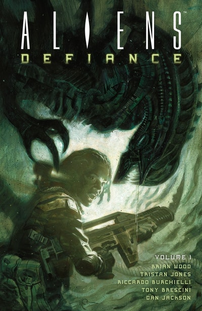 Aliens Defiance Volume 1