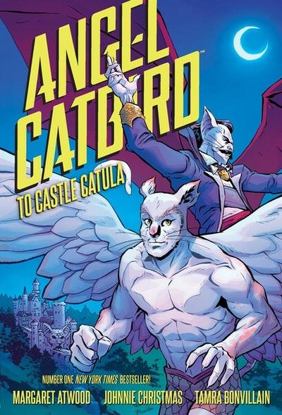 Angel Catbird Volume 2 To Castle Catula (Graphic Novel)