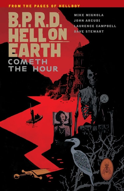 B.P.R.D. Hell On Earth Volume 15 Cometh The Hour
